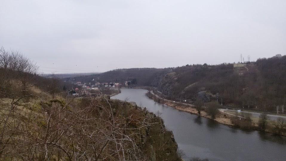 hradiště Zámka v Praze - Bohnicích