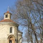 Vyšehrad, rotunda sv. Martina (11.stol.)