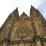 Pražský hrad, katedrála sv Víta