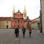 Pražský hrad, bazilika sv. Jiří