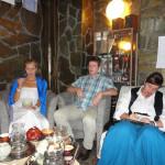Disputace na téma pravosti slovanských textů, 25.6.2015, čajovna Setkání