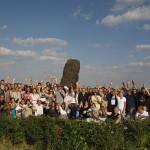 Klobuky, the old stone Zkamenely pastyr