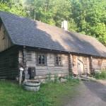 Pirtis - litevská potní chýše