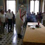 ceremonie v Palazzo Ferraioli