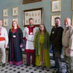 zástupci Česka, Ruska, Litvy a Norska