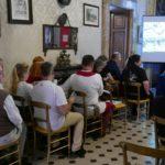 kongresový den v Palazzo Ferraioli